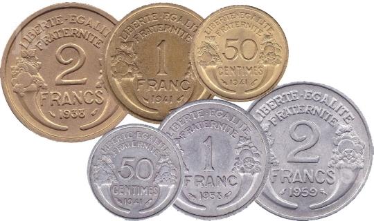 Anciens francs