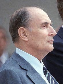 Francois mitterrand 1981 a 1995
