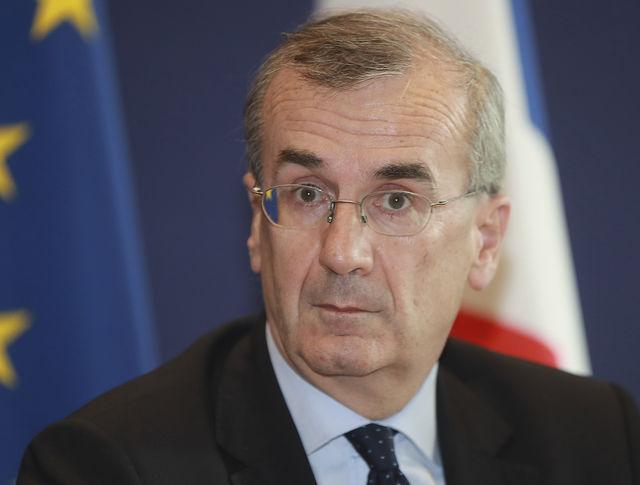 Francois villeroy gouverneur banque de france