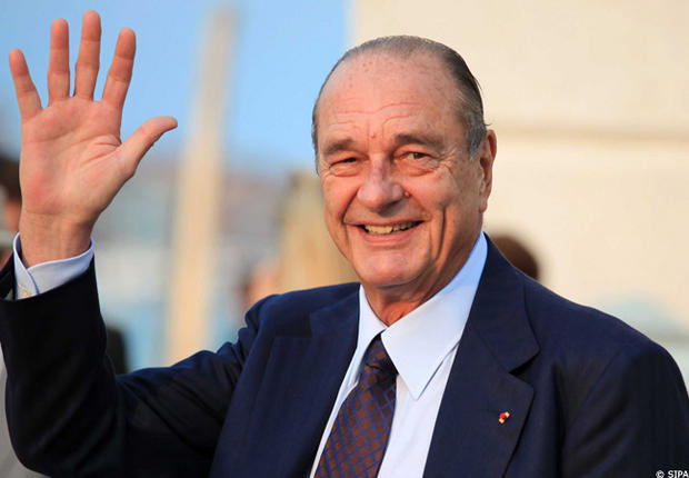 Jacques chirac 1995 a 2007