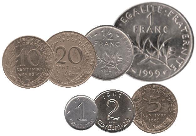 Nouveaux francs