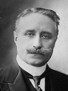 Paul deschanel 1921