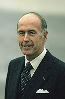 Valery giscard d estaing 1974 a 1981